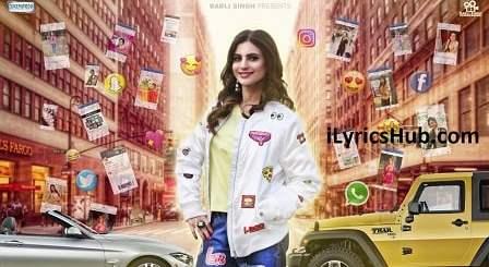 Hashtag Lyrics (Full Video) - Meet Kaur | Mista Baaz, Raj Ranjodh |