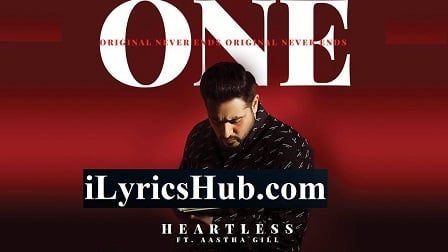 Heartless New Song Lyrics - Badshah, Aastha | One | Sunidhi Chauhan