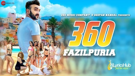 360 Lyrics - Fazilpuria, Rossh