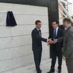 Inauguración parque solar - CC Arena 01