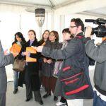 Inauguración parque solar - Griñon 04