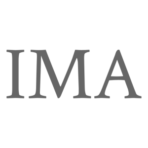 favicon graphics of ima industrial management ag logo