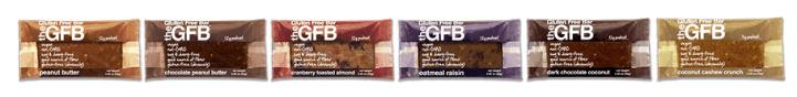 Gluten Free Bars Giveaway #celiacaware @GlutenFreeBar