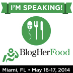 BlogHer Food 2014