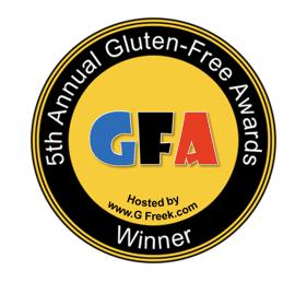 5th Annual Gluten-Free Awards are Live   @GFreekcom