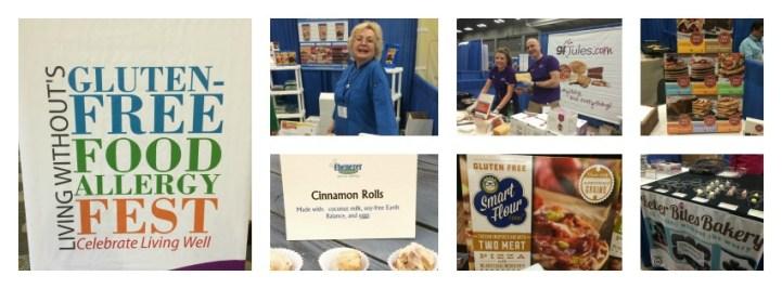 Tasty Finds at Gluten Free Food Allergy Fest in Austin TX 2015
