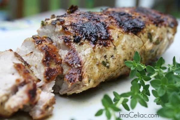 Garlic Herb Pork Tenderloin 2
