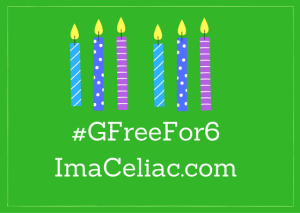 January 2016 Gluten Free giveaway with Imaceliac