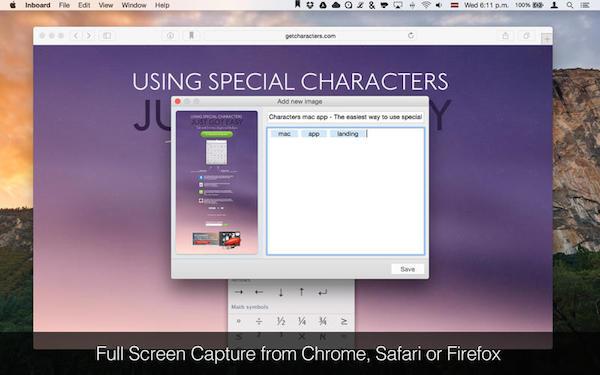 Inboard for Mac 1.0.9 激活版 - 集成Dribbble的强大素材管理器