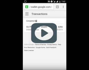 Tutorial cara merubah alamat Wallet Google jadi USA