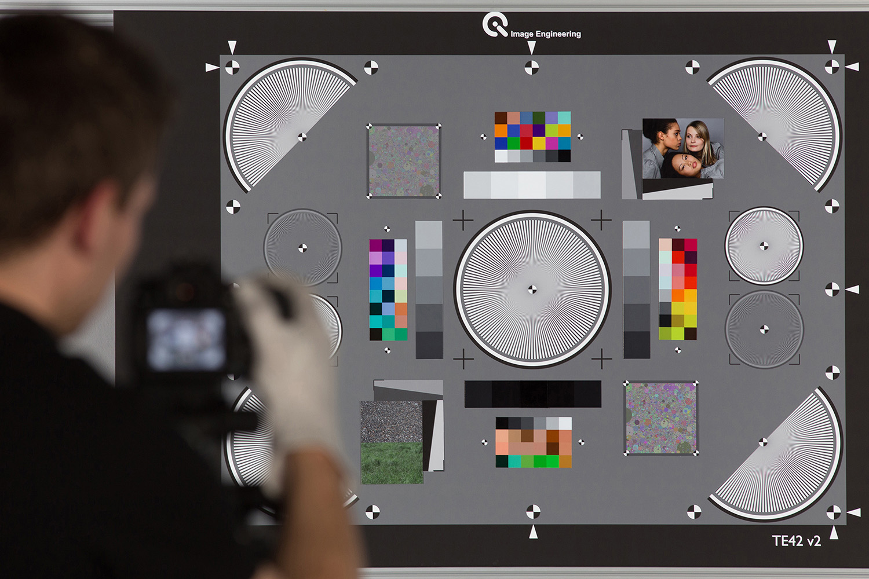 Comprehensive Camera Testing