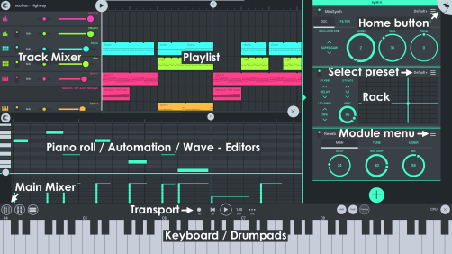 FL Studio Mobile Online Manual - FL Studio