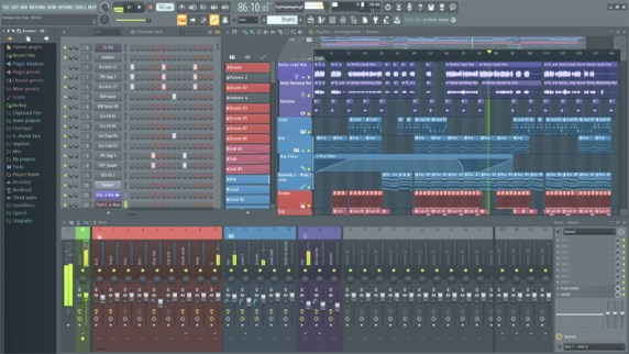 FL Studio 20.8.2 B2177 Patch 2021 DAW Plugin Torrent Free Crack
