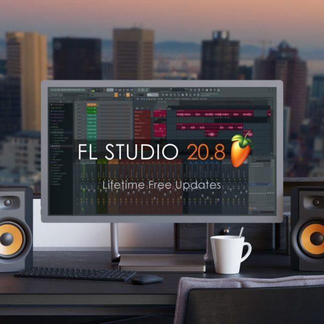 FL Studio 20.8.3.2304 Crack Full + Latest Registration key [2021] Full Download