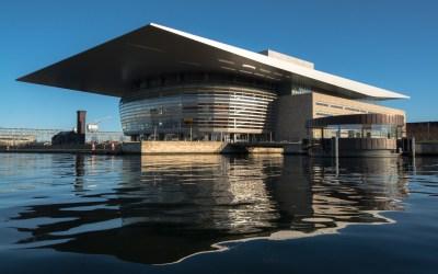 Opera house Kopenhagen Denemarken