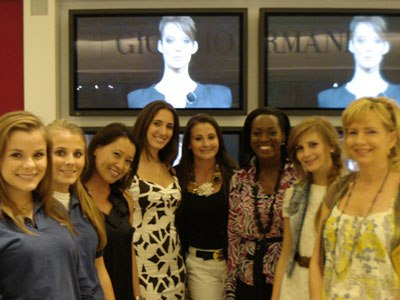Giorgio Armani Beauty and Makeup Training, Image Consultant Training, Curso Asesoria de Imagen Personal, Moda, Estilo, Personal Shopper Training, Wardrobe Consulting, Closet Makeover, Miami
