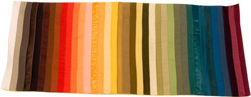 Autumn Color Flag, Personal Color Analysis, Color Drapes, Color Consultation, Colorimetria, Analisis de Color