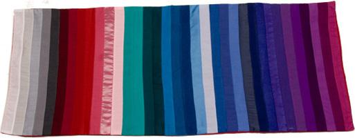 Personal Color Analysis, Cool Color Flag, Color Drapes, Color Consultation, Colorimetria, Analisis de Color