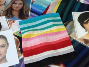 Personal Color Analysis Certificate, Personal Color Analysis, Color Drapes, Color Consultation,