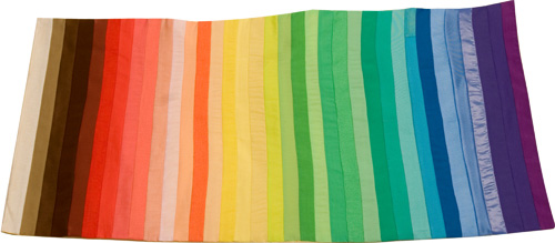 Spring Color Flag, Personal Color Analysis, Color Drapes, Color Consultation, Colorimetria, Analisis de Color