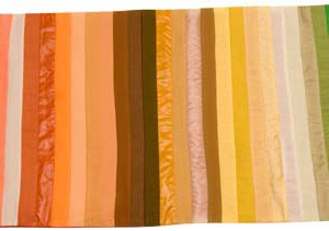 Warm Color Flag, Personal Color Analysis, Color Drapes, Color Consultation, Colorimetria, Analisis de Color