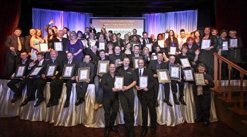 Latrobe City Business Tourism Association Finalists Winner - Peoples Choice Awards 2013