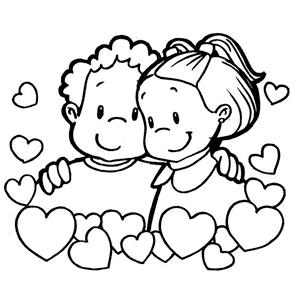 Dibujos Faciles Para Dibujar De Mejores Amigas On Log Wall