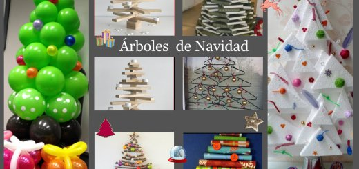 Collage Arbol Navidad