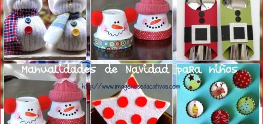 navideas para nios sencillas y divertidas de navidad