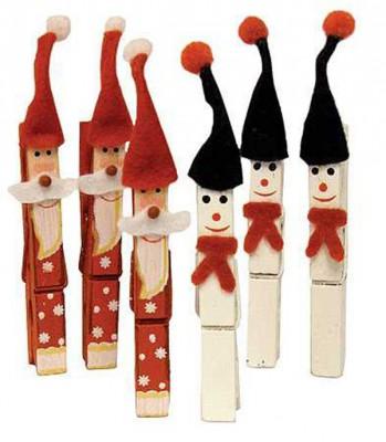 Adornos navideños manualidades (12)