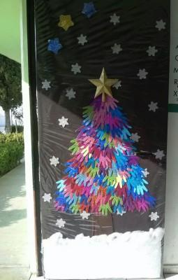 Arboles de Navidad Manualidades IV (11)