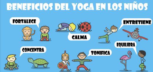 BENEFICIOS DEL YOGA kids destacada