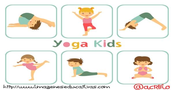 El Yoga En Ninos Y Ninas Beneficios Y Posturas Animales Imagenes Educativas