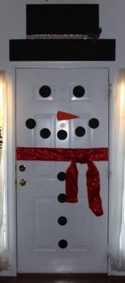 Manualidades Para Decorar Puertas En Navidad.101 Ideas Para Decorar La Puerta De Tu Clase O Salon En