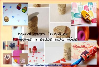 Sellos manualidades (Collage)