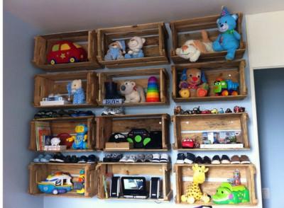 Bonitos Y Con Materiales Divertidos Infantiles Reciclados Muebles kiTwPluOXZ