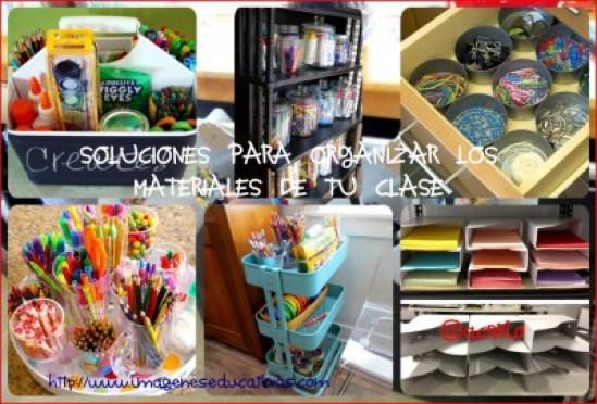 organizacion de clase Collage I