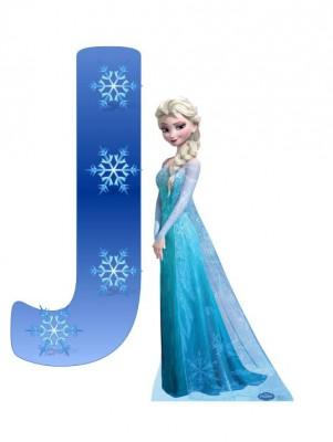 Abecedario Frozen (11)