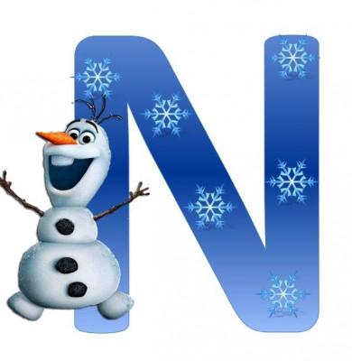 Abecedario Frozen (15)