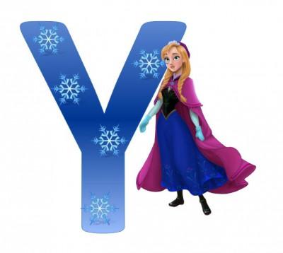 Abecedario Frozen (27)