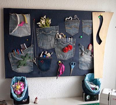 Colección de manualidades con pantalones vaqueros (3)