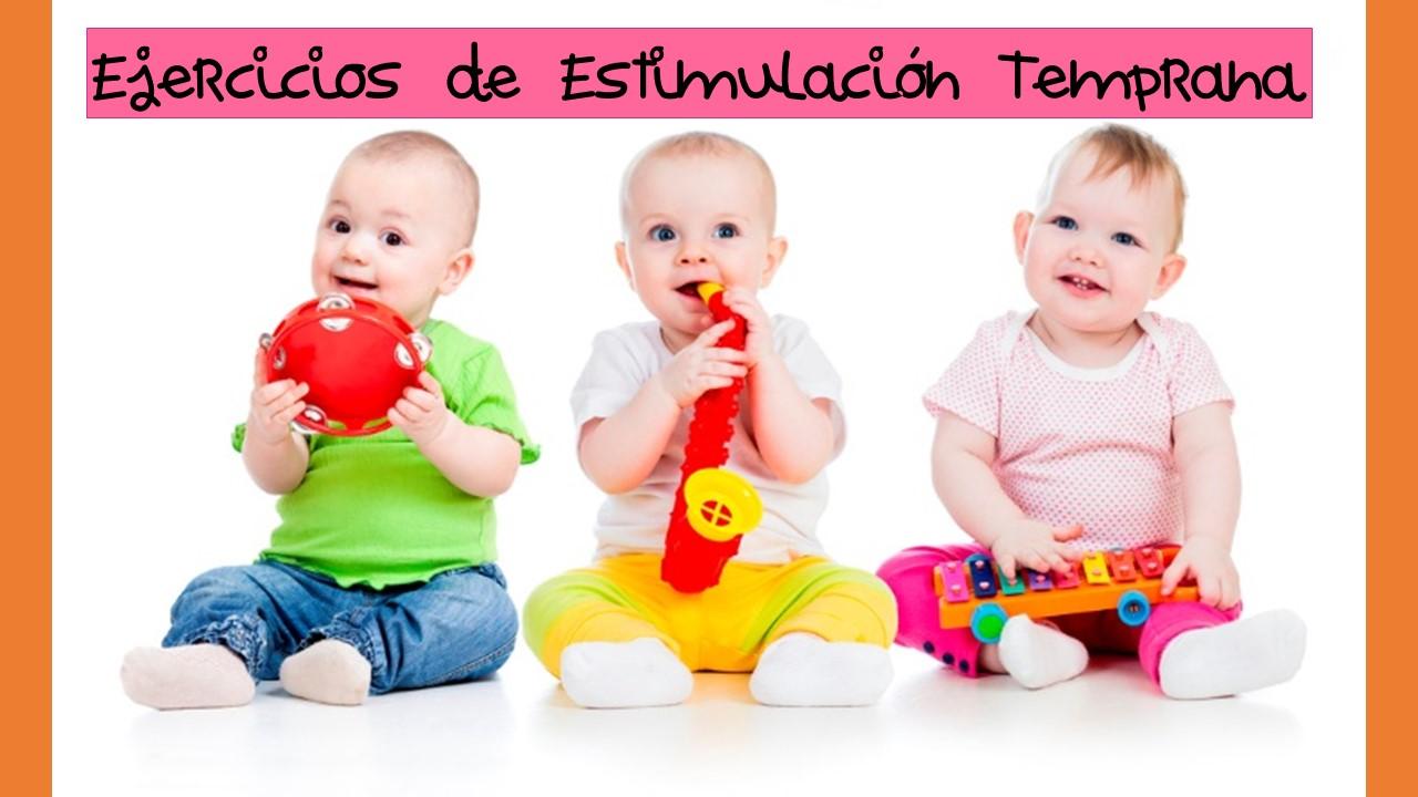 Completa gu a con ejercicios para la estimulaci n temprana for Tablero del deco del sitio del bebe