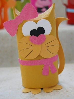 manualidades con rollos de papel higiénico (18)