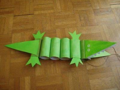manualidades con rollos de papel higiénico (3)