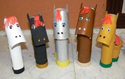 manualidades con rollos de papel higiénico (9)