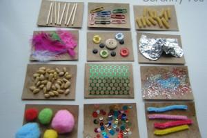 Caja de almacenamiento de textura DIY (3.0)