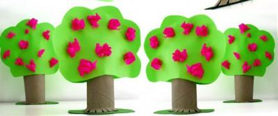 Manualidades con rollos de papel higiénico  (30)