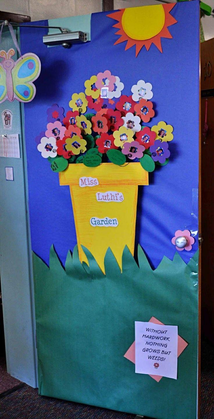 Más de 50 nuevas ideas para decorar el aula en primavera