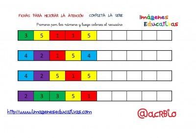 SERIES NUMÉRICAS CON COLORES 1-5 (3)