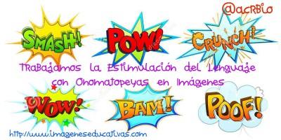 Estimulación del lenguaje con Onomatopeyas en imágenes 2